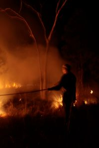 Control Burn, photo Glenda Orr
