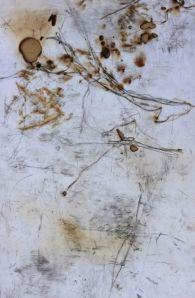 Burnt Stick Drawing 3