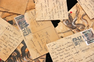 Alpha Mail, detail