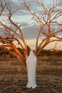 All Souls Day (Tree), 2009, Luke Roberts, photo courtesy of the artist. Currently touring with Bimblebox: art - science - nature.