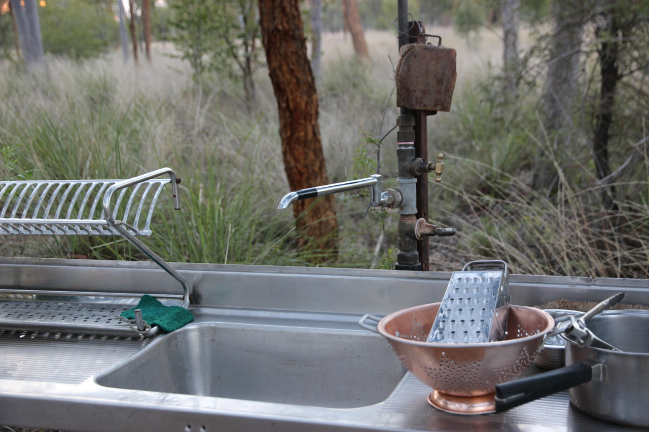 Camp Kitchen Sink Tap