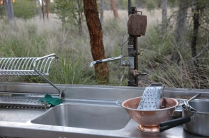 The kitchen sink at Bimblebox Nature Refuge, photo Jill Sampson, 2014.