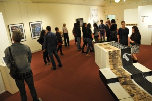 Bimblebox: art - science - nature exhibition at Gladstone Regional Art Gallery