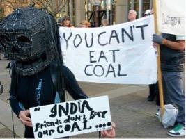 AlisonClouston-CoalFace-protest